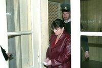 Slovenská černá vdova: Přítele zabila sekyrou, manžel se záhadně předávkoval