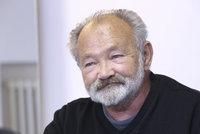 Rudolf Hrušínský z Ulice: Chtěli po mě, abych se zřekl otcova jména!