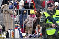 """Česko pomůže Slovincům. Na """"uprchlickou"""" misi může vyrazit až 50 našich vojáků"""