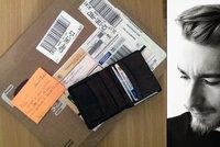 Jakub ztratil v Paříži peněženku: Přišla mu poštou i s penězi!