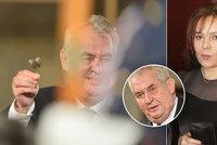 """""""Je mi to nesmírně líto."""" Politici vzpomínají na Šafránkovou (†68), Zeman smutní ve Vídni"""