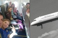 Sbohem Egypte, ahoj Petrohrade! Poslední fotka před tragickou havárií letadla