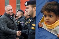 Kurdové s dítětem prchali přes Česko. Za jejich zadržení nás kárá soud EU