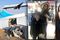 Sbohem, studené Rusko, radovala se Nasťa z výletu do Egypta. Při návratu zemřela i s malým bráškou