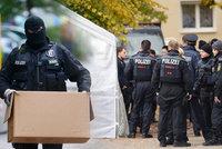 Obří policejní razie v Německu. Pět set policistů zatýkalo pašeráky lidí