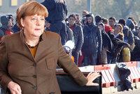 Merkelová už varuje: Uprchlická krize postihne celou Evropu