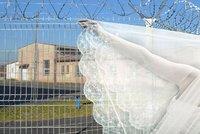 Veselka v uprchlickém táboře. Tunisan si v Drahonicích vzal Češku