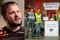 Dobrovolník Michal ubytoval uprchlíky: Teď po něm jde kriminálka