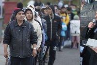 Uprchlíci v Česku nezvládají psychickou zátěž, tvrdí muž, který jim pomáhá