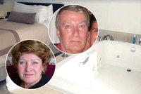 Vášnivá noc skončila tragédií: Manželé (†63 a †67) zemřeli při sexu ve vířivce
