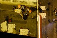 Masakr na pařížské ulici: Byli to profesionálové, střílel v dávkách po třech