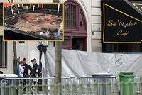 Mrazivé fotky klubu smrti: Bataclan teroristé vybrali kvůli vazbám na Izrael