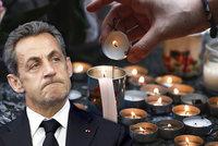 Sledujme 11 500 extremistů pomocí elektronických náramků, navrhuje Sarkozy
