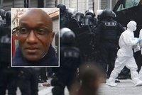 """""""Bum, tatata,"""" popsal soused sebevražedné atentátnice z Paříže policejní razii"""