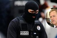 Generál Šedivý: V Paříži může být další spící teroristická buňka