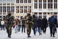 Policie našla arzenál zbraní. Po Paříži byl dalším cílem teroristů Brusel