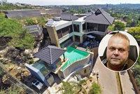 Krejčířovu jihoafrickou vilu prodali v dražbě: Cenu tají!