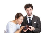 Společné finance? 6 tipů, jak s partnerem vyřešit peníze