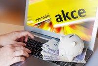 Povánoční výprodejové šílenství začíná: E-shopy slibují slevy až 80 %