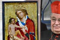 Národní galerie prohrála soud o Madonu z Veveří. Musí ji vydat církvi