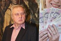 Ransdorfa ve Švýcarsku obvinili: Nutně potřeboval peníze, dluží miliony