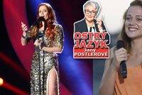 Ostrý jazyk Jany Postlerové: Nová vítězka SuperStar Drobná je moc křehká