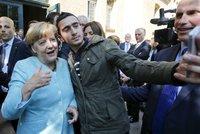 Merkelová chce uprchlíky na německých vesnicích, místa tam prý mají dost