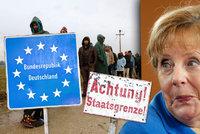 Tajný krizový plán Německa. Kvůli návalu uprchlíků chce uzavřít hranice
