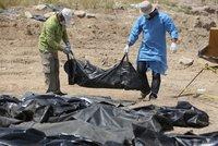 V Iráku oběsili 36 džihádistů ISIS. Povraždili stovky vojáků
