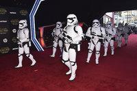 Nové Star Wars trhají rekordy: Premiéra vydělala téměř 1,5 miliardy