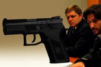 Slováci kupují od Čechů zbraně za 383 milionů. Potřebují přezbrojit policii