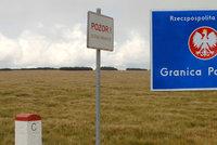 Polsko na měsíc obnovuje kontroly na hranicích. Opatření se dotkne i Čechů