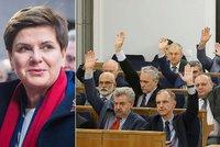 Sbohem, ústavní soude. Lecha Walesu rozčílil nový zákon, chce předčasné volby