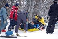 Tragédie v Jeseníkách: Mladík se zabil při jízdě na bobech