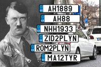 SPZ na přání: Prďola je problém, Hitler na silnice může?! Jako zkratka!