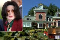 Kvůli pedofilním hrátkám přejmenovali Jacksonův Neverland! Může být i zbořen