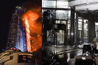Dubaj ukázala spoušť po skleněném peklu. Odborník čeká další katastrofy. Proč?