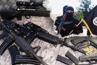České zbraně mohou skončit v rukou ISIS, varují aktivisté