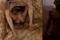 Smradlavý útěk z basy: Vězeň chtěl utéct kanalizací, zasekl se ve fekáliích