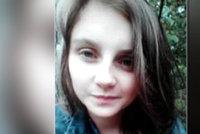 Policie hledá 16letou Lucku: Viděli jste ji?