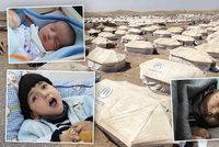 Hassan, Hussein a Jusuf trpí od narození. Uprchlickým dětem ale svitla naděje