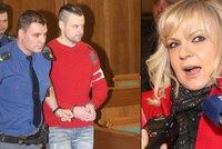Za Kramným byla po rozsudku psycholožka, prozradila Rejžková