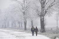 Čeká nás mrazivý víkend: Pozor na náledí a sněhové jazyky na horách