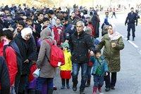 """""""Na Evropu míří 10 milionů uprchlíků,"""" bojí se Němci a chtějí zaplatit Turkům"""