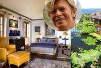 Bowieho (†69) karibské království: Prodává se za půl miliardy