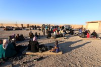 Česko pomůže syrským uprchlíkům utíkajícím z Aleppa. Dostanou 15 milionů