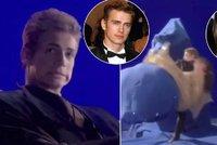 Nepovedené záběry ze Star Wars: Pády, papírové vesmírné lodě a horká polévka