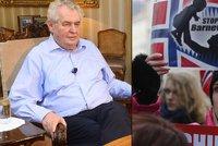 """Norsko """"unáší"""" české děti, Zeman hrozí odvetou. Co na to říká zkušený diplomat?"""