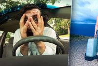 Řidič zapomněl manželku na benzince a ujel: Došlo mu to až po 100 kilometrech!