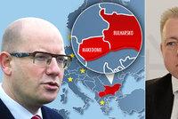 Záložní hranice proti uprchlíkům a Visegrád společně proti kvótám